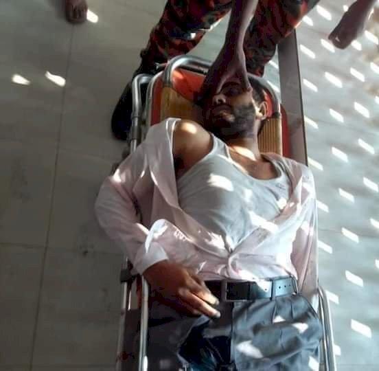 গোবিন্দগঞ্জে সড়ক দুঘটনায় মটরসাইকেল আরোহী নিহত
