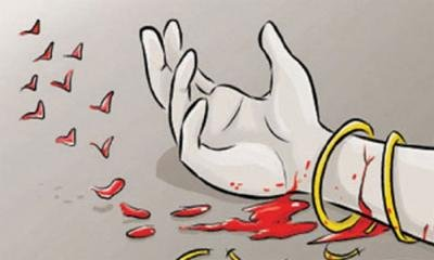 ময়মনসিংহে স্ত্রী হত্যার অভিযোগে স্বামী গ্রেফতার