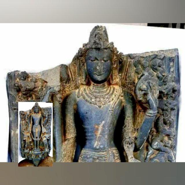 গোবিন্দগঞ্জে ৫ কোটি টাকা মূল্যের ৮৩কেজি ওজনের বিষ্ণুমূর্তি উদ্ধার