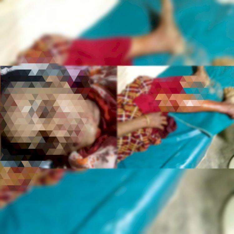 টেকনাফ শামলাপুরে সাংবাদিক জাফর আলম'র মা ও স্ত্রীকে কুপিয়ে আহত করেছে দুবৃত্তরা