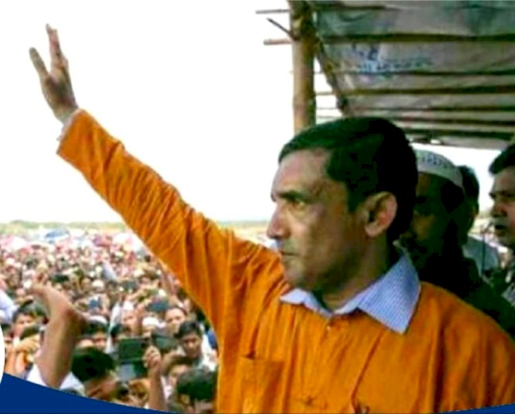কক্সবাজারে রোহিঙ্গা নেতা মুহিবুল্লাহ হত্যা কান্ডে জড়িত ১জন গ্রেফতার