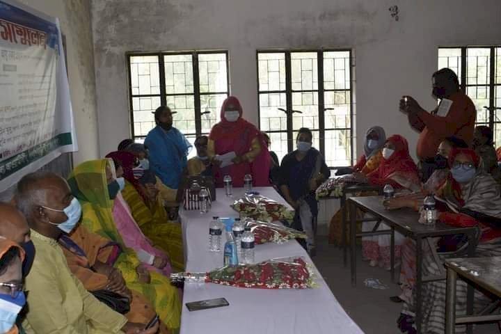 পলাশবাড়ীতে মহিলা আওয়ামীলীগের কর্মী সম্মেলন অনুষ্ঠিত